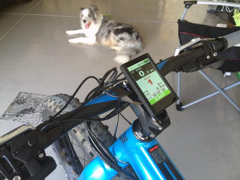 electricbikedash